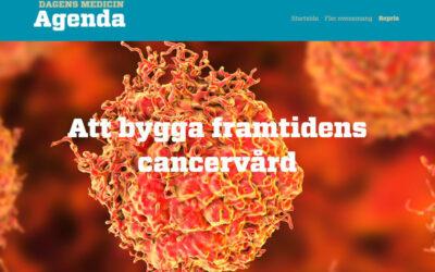 Att bygga framtidens cancervård