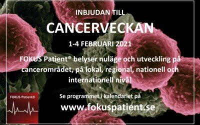 Cancerveckan 2021